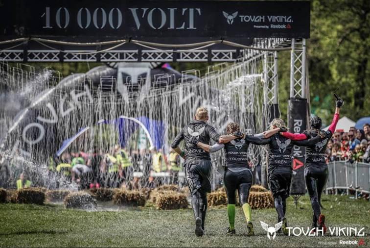 10 000 V - Tough Viking