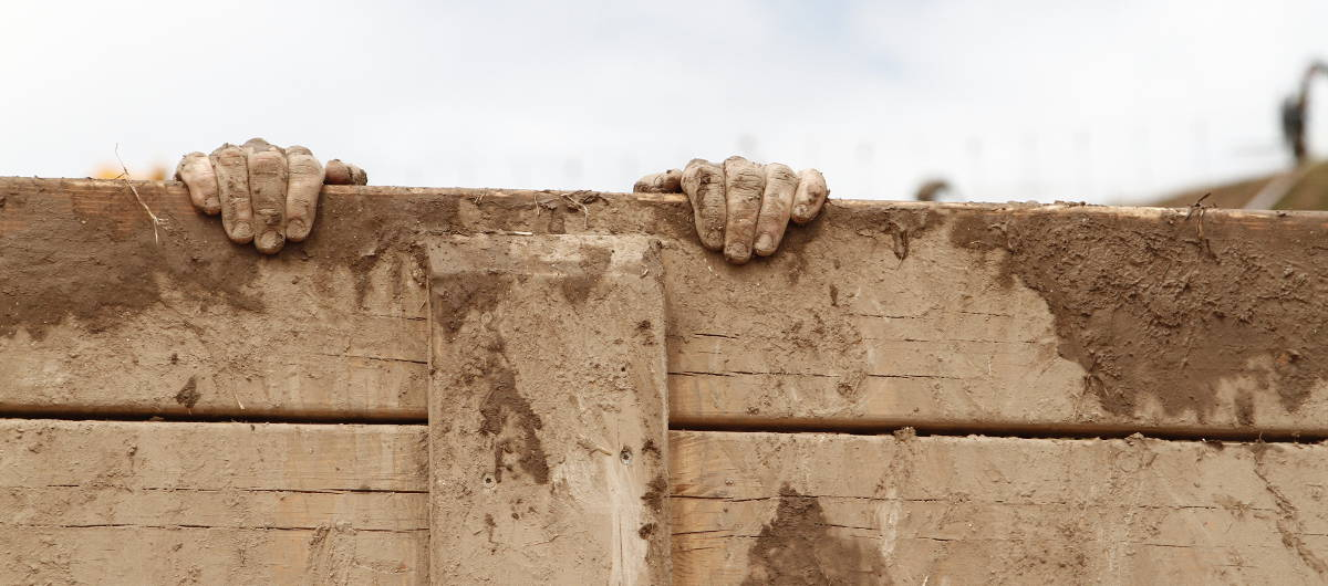 Obstacle mur