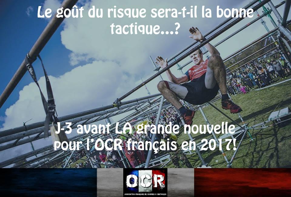Parcours - Championnat de France OCR 2017