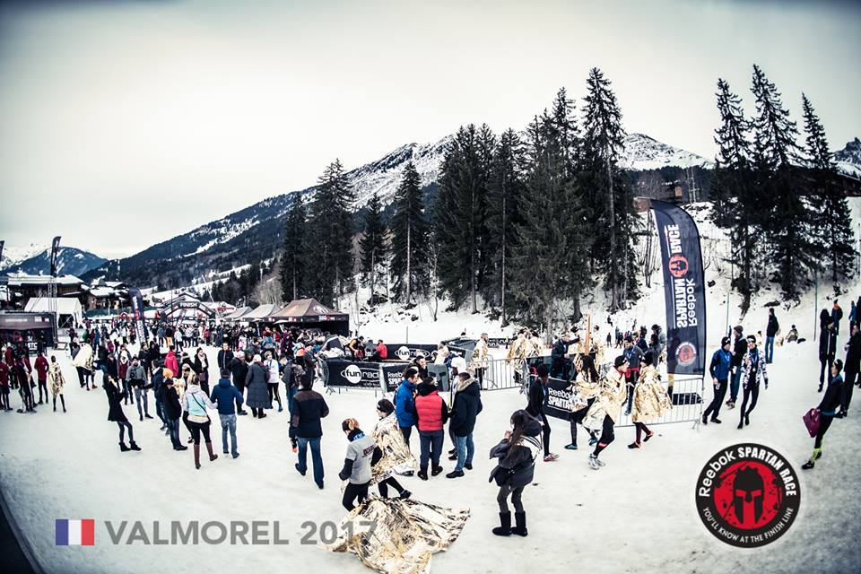 Spartan Race Valmorel 2017