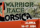 Course d'obstacle Warrior Race Corsica 2018