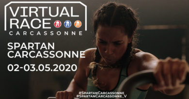 Virtual Spartan Race Carcassonne 2020
